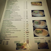 Photo taken at Paulas Chilean Cuisine by Yerko on 8/11/2012