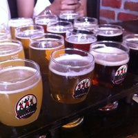Photo taken at The 3 Brewers by Ragu R. on 6/14/2012