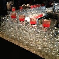 Photo taken at Paris Club Bistro & Bar by Desmond L. on 3/4/2012