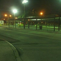 Photo taken at Williamsburg Bridge Bus Terminal by Ali M. on 6/9/2012
