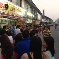 Photo taken at Ban Lee Siang Sate Celup by Kevin L. on 9/1/2012