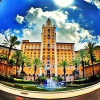 Photo taken at Biltmore Hotel Miami Coral Gables by Damien F. on 4/16/2012