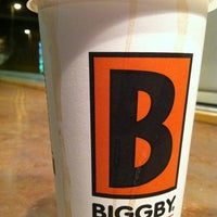 Photo taken at Biggby Coffee by Dougie B. on 9/7/2012