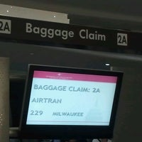 Photo taken at DCA Baggage Claim by Rick S. on 7/25/2012