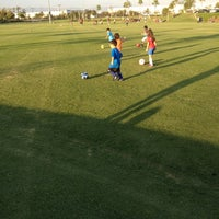 Photo taken at Ontario Soccer Complex by Jose N. on 8/30/2012