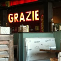 Photo taken at Café Grazie by April on 3/17/2012