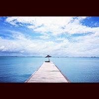 Photo taken at Sai Kaew Beach Resort by Hutchy on 8/31/2012
