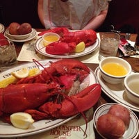 Photo taken at Union Oyster House by Billy R. on 5/25/2012