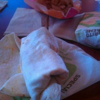 Photo taken at Taco Bell by Bridgette S. on 6/5/2012