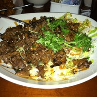 Photo taken at P.F. Chang's by Jobelle A. on 4/1/2012