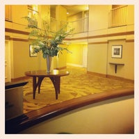 Photo taken at Hyatt Regency Boston by Scotty R. on 8/18/2012