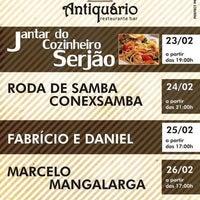 Photo taken at Antiquário Bar by Priscila S. on 2/24/2012