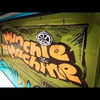 Photo taken at The Munchie Machine by Justin L. on 7/25/2012