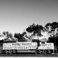Photo taken at South San Francisco Caltrain Station by Lisa D. on 9/11/2012