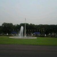 Photo taken at Istana Negara by Arya N. on 7/10/2012