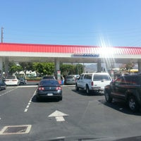 Photo taken at Costco Gasoline by B M. on 8/18/2012