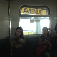 Photo taken at LRT 1 (5th Avenue Station) by Rocky G. on 6/12/2012