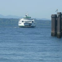 Photo taken at Edmonds Ferry Terminal by Pete L. on 5/12/2012