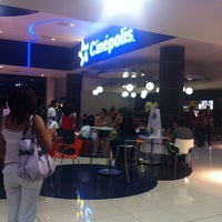 Photo taken at Cinépolis by Made A. on 5/3/2012