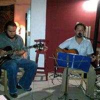 Photo taken at Las Pizzas del Bor by Ireneo H. on 8/17/2012