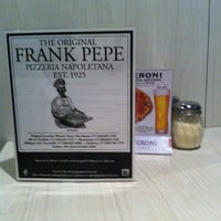 Photo taken at Frank Pepe Pizzeria Napoletana by Matt L. on 3/20/2012