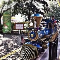 Photo taken at Adventureland Amusement Park by Hsi-Pei L. on 8/21/2012