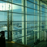 Photo taken at Aalborg Airport (AAL) by Wouter v. on 2/3/2012