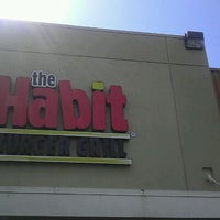 Photo taken at The Habit Burger Grill by Andrew N. on 5/26/2012