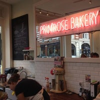 Photo taken at Primrose Bakery by Tatiana A. on 4/24/2012