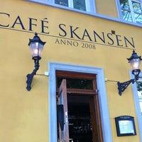 Photo taken at Café Skansen by Johan N. on 9/7/2012
