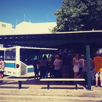 Photo taken at Bus Stop Rhodes by Vitaly G. on 5/13/2012