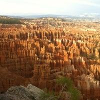 Photo taken at Bryce Canyon National Park by Jennifer on 5/20/2012
