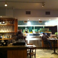Photo taken at Pizzeria Via Mercanti by Veronica S. on 2/3/2012