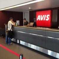 Photo taken at Rental Car Terminal by Scott F. on 4/22/2012