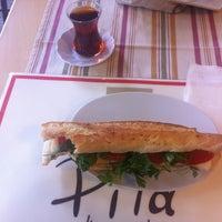 Photo taken at Pita Kuzguncuk by Neset K. on 8/1/2012