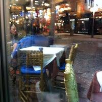 Photo taken at Canasta Pizzeria & Ristorante by Gvanca L. on 2/19/2012