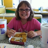 Photo taken at McDonald's by Maggie G. on 8/4/2012