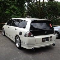 Photo taken at Blue Odc Auto Sdn Bhd by Rakish S. on 3/10/2012