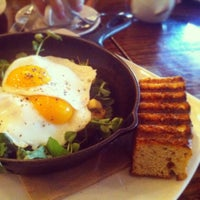 Photo taken at Medina Café by Jolene on 4/8/2012