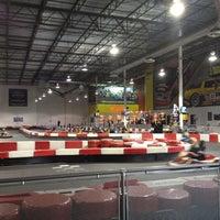 Photo taken at K1 Speed Anaheim by Eric F. on 2/20/2012