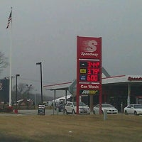 Photo taken at Speedway by Michelle H. on 2/7/2012