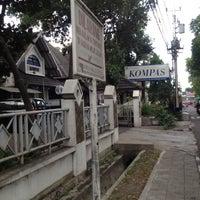 Photo taken at Kompas by Novan H. on 5/30/2012