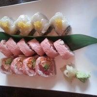 Photo taken at Ki Sushi by Pegah Y. on 8/12/2012