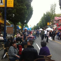 Photo taken at Denman Street by Andreas L. on 6/17/2012