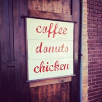 Photo taken at Federal Donuts by Ian M. on 3/17/2012