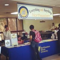 Photo taken at Northeastern Illinois University (NEIU) by NEIU - Northeastern Illinois University on 8/27/2012