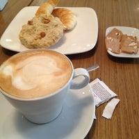 Photo taken at Delicious Café by Esteban M. on 6/20/2012