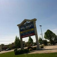 Photo taken at Walmart Supercenter by Derek-Lee F. on 4/29/2012