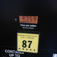 Photo taken at Costco Gasoline by Russ C. on 5/1/2012