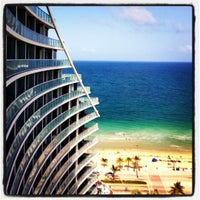 Photo taken at W Fort Lauderdale by Martin S. on 7/22/2012